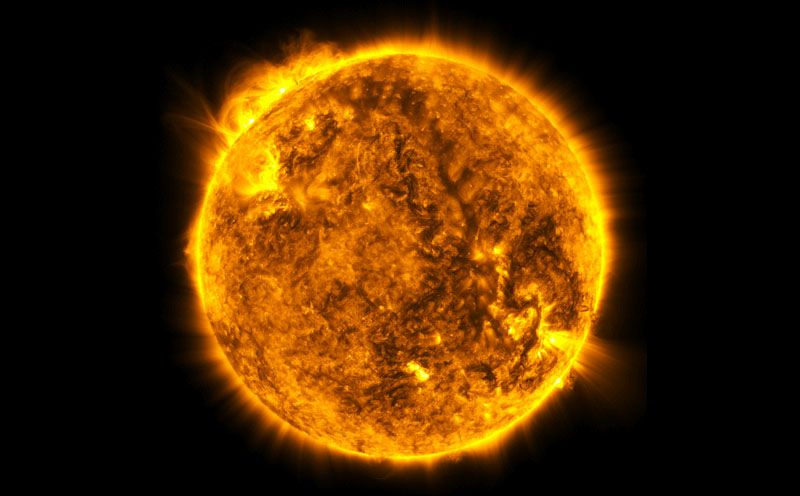 Nasa S Solar Dynamics Observatory Takes Dazzling Images Of The Sun During 360 Rotation Clarksville Tn Online Observatory Solar Solar Activity