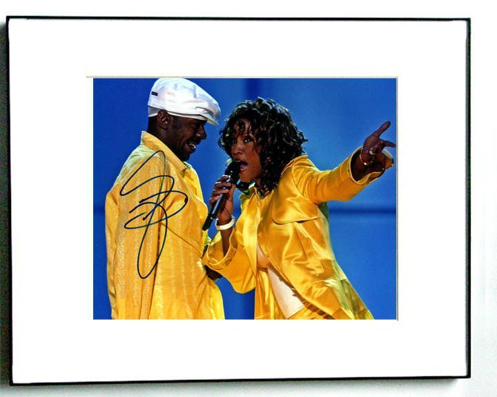 Bobby Brown Autographed Signed Photo New Edition & Proof