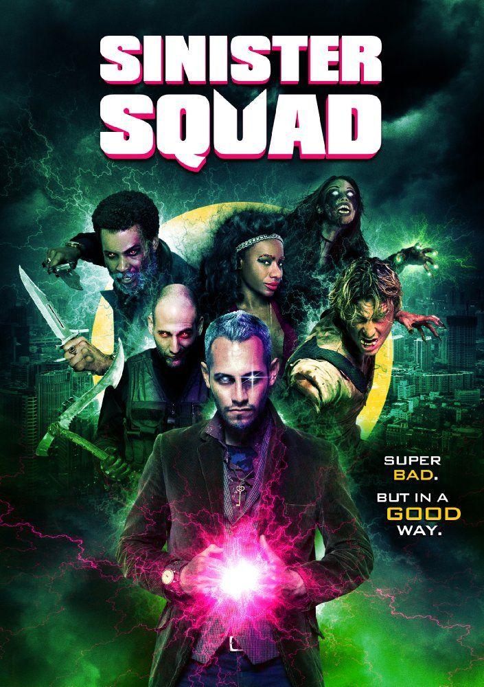 Assistir Sinister Squad Legendado Online No Mega Filmes Online