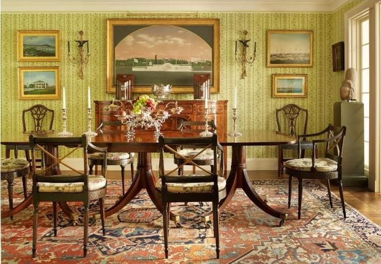 An Interior By Thomas Jayne