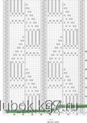 ДВЕ НИТКИ - схемы для вязания и вещи на заказ
