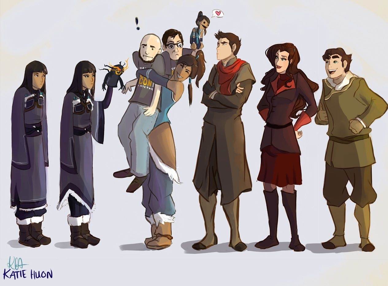 Legend of korra fanart from the korranation sdcc panel mike bryan legend of korra fanart from the korranation sdcc panel mike bryan and the korra crew voltagebd Image collections