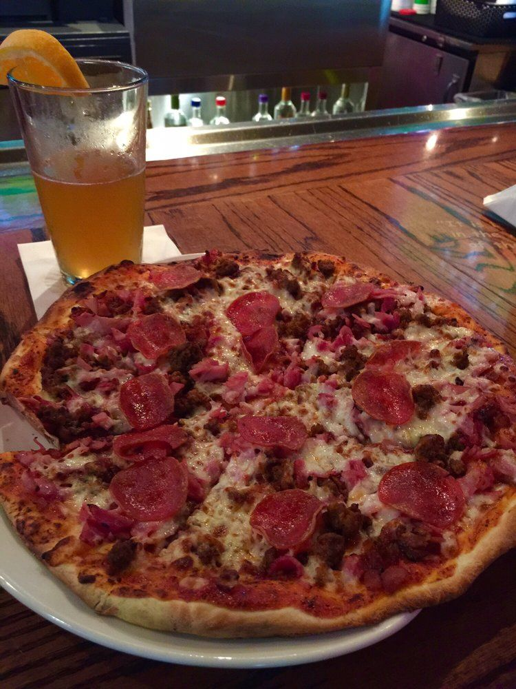 Carolina Ale House Meathead Pizza   Google Search