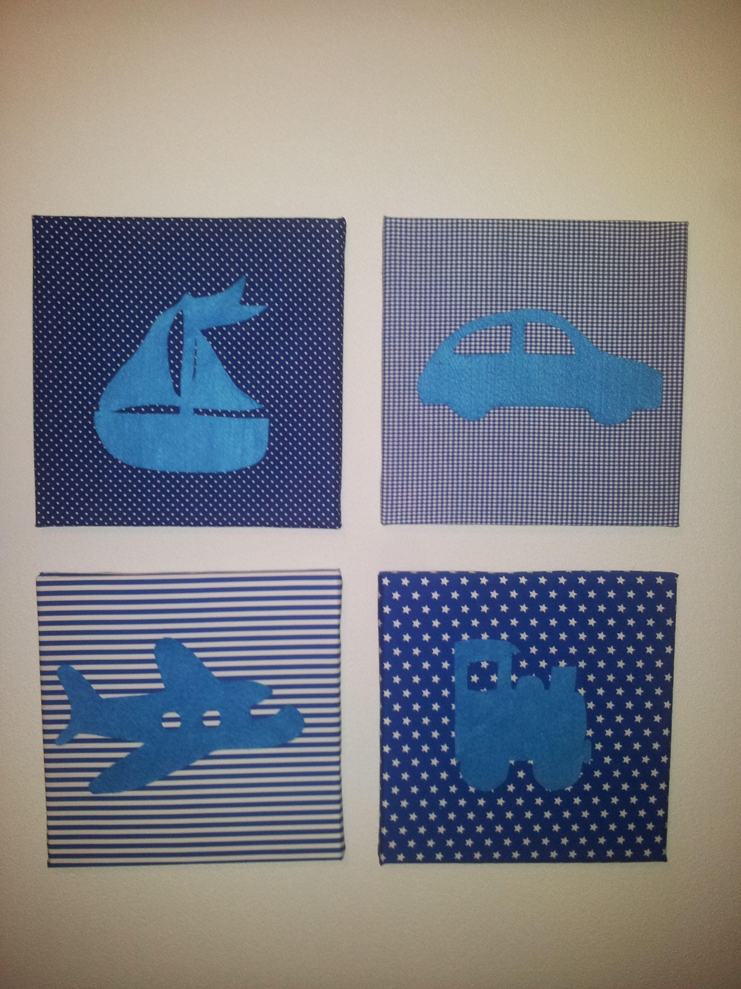 Schilderij babykamer mijn eigen creaties pinterest - Babykamer schilderij idee ...
