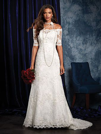 The Best Designer Wedding Gowns And Accessories Can Be Found At Normans Bridal