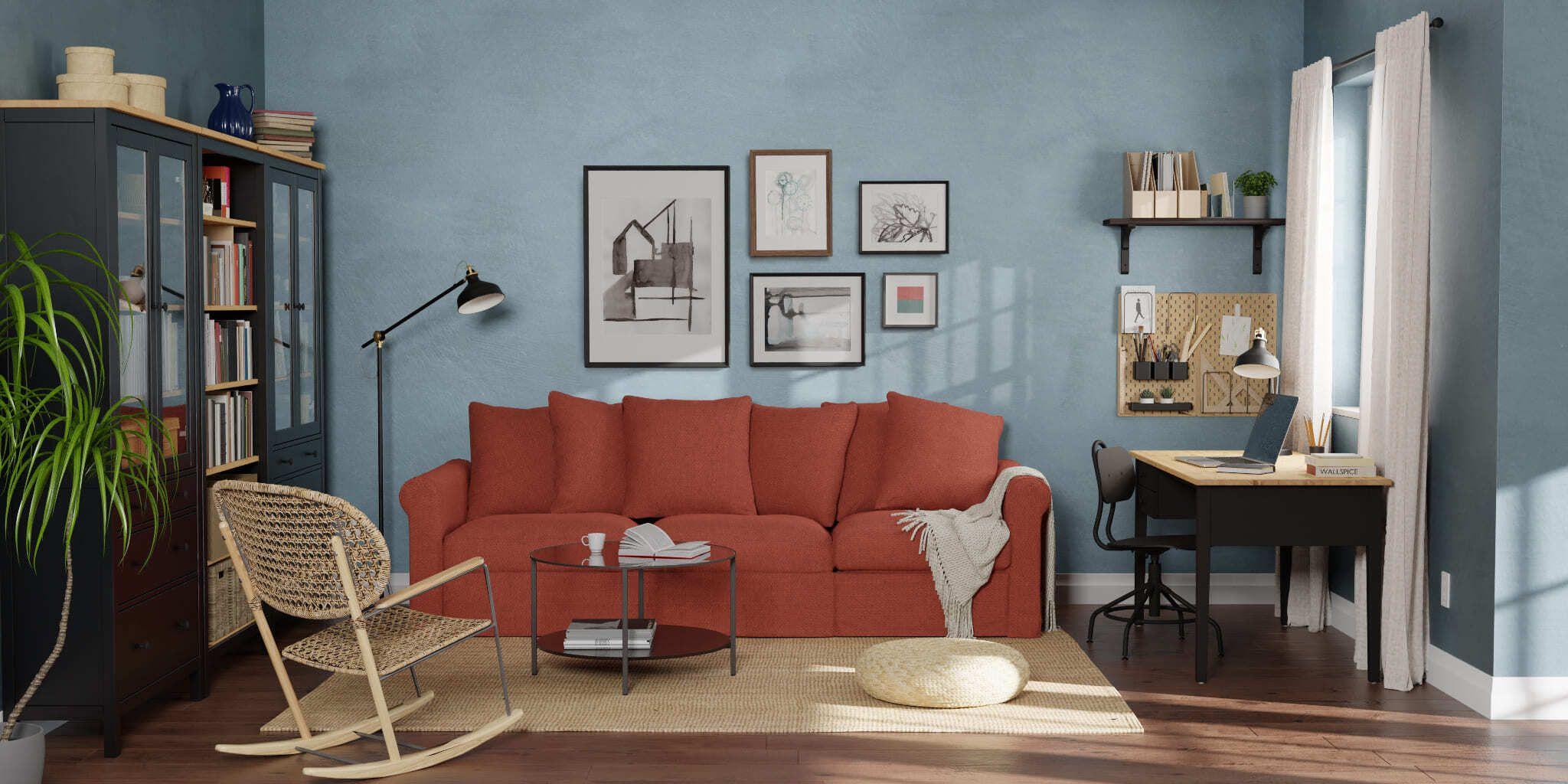 Home Furniture Decor Outdoors Shop Online Ikea In 2021 Living Room Decor Furniture Furniture Decor Room [ 1024 x 2048 Pixel ]