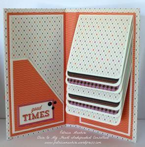 Facebook Mini Album Tutorial Mini Scrapbook Albums Mini Scrapbook