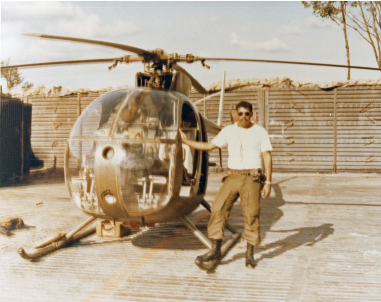 "Hughes OH-6 Cayuse or ""Loach"" ~ Vietnam War  So you wanna be"
