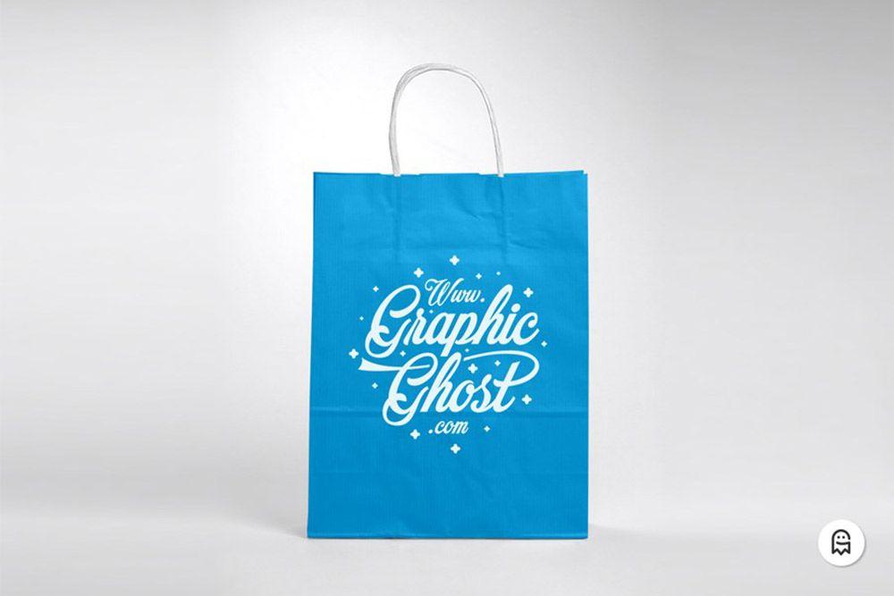 Download Free Psd Paper Bag Mockup Bag Mockup Effective Branding Branding