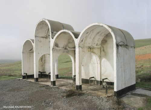 Soviet Bus Stops Christopher Herwig Architecture Pinterest