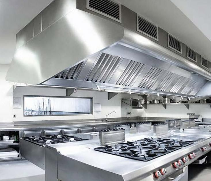 A Friendly Note From Halton About Commercial Kitchen Hoods And Their  Importance As They Relate To Restaurant Kitchen Design. Amazing Ideas