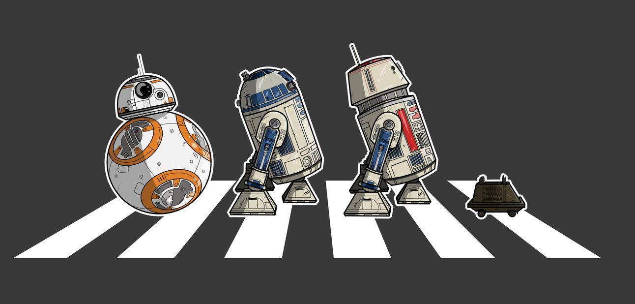 Abbey Droids Star Wars Wallpaper Star Wars Art Star Wars Background