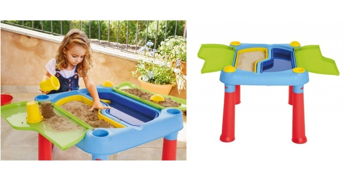 Playtive Junior Play Table Gbp 2499 Lidl From 30th March