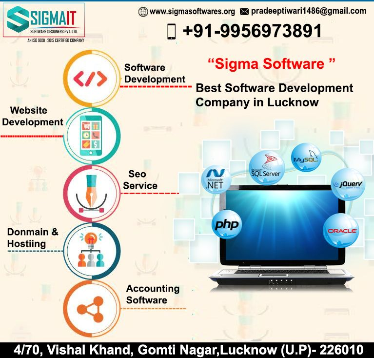 Software Development Company in Lucknow
