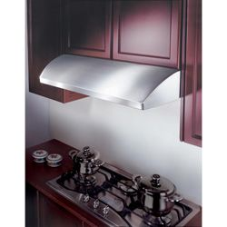 Kobe Premium CH-122 SQ Series 36-inch Under Cabinet Range Hood by ...