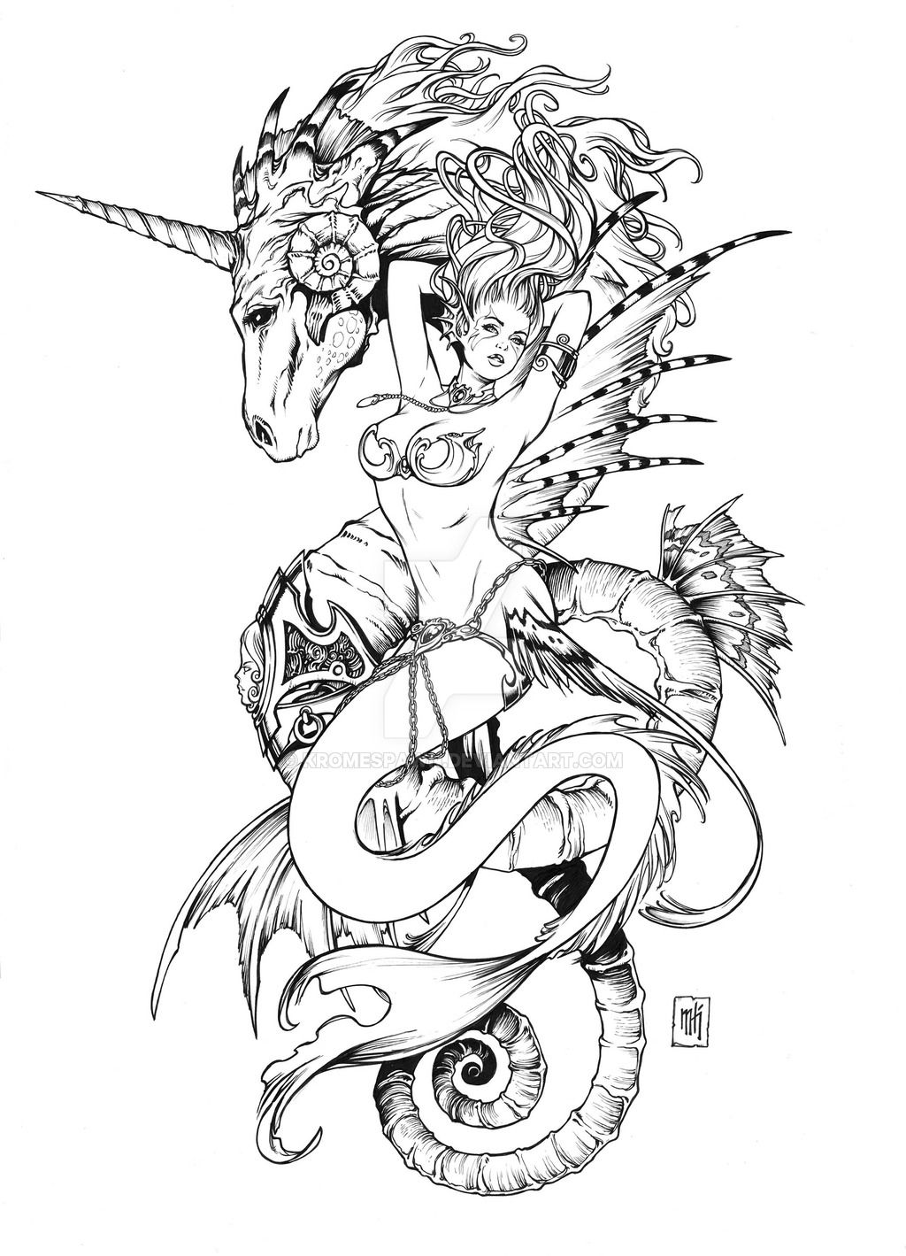 Tattoo design picture - Tattoo Design By Kromespawn Deviantart Com On Deviantart