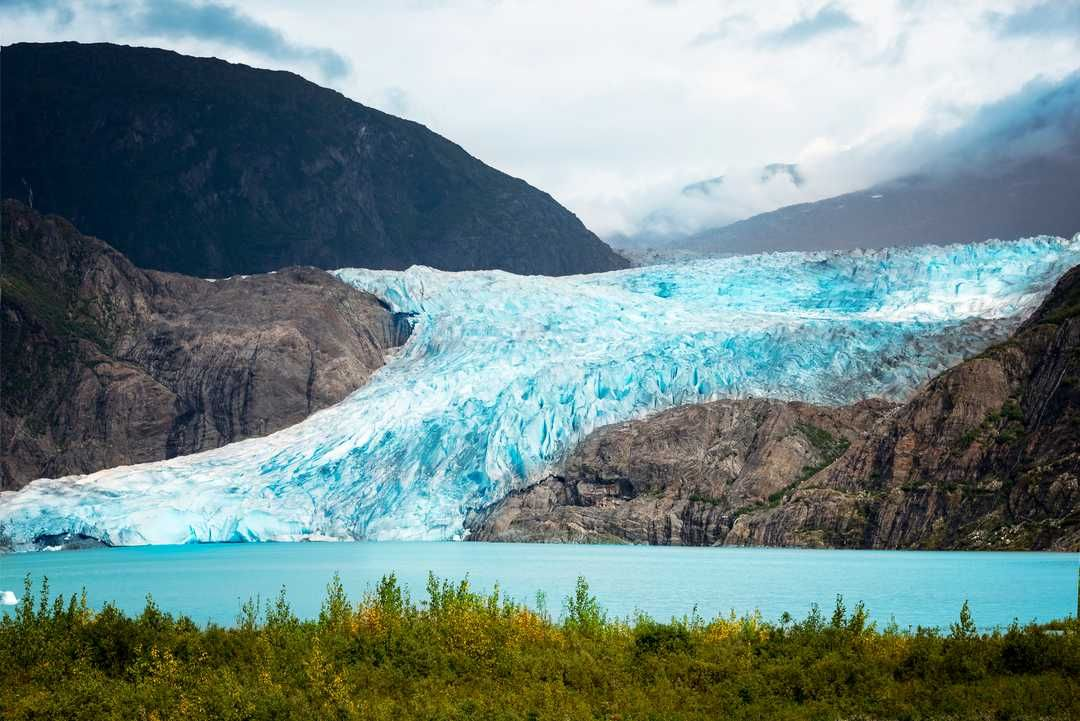 Good Bye Glaciers 390 Billion Tons Of Snow And Ice Melts Each