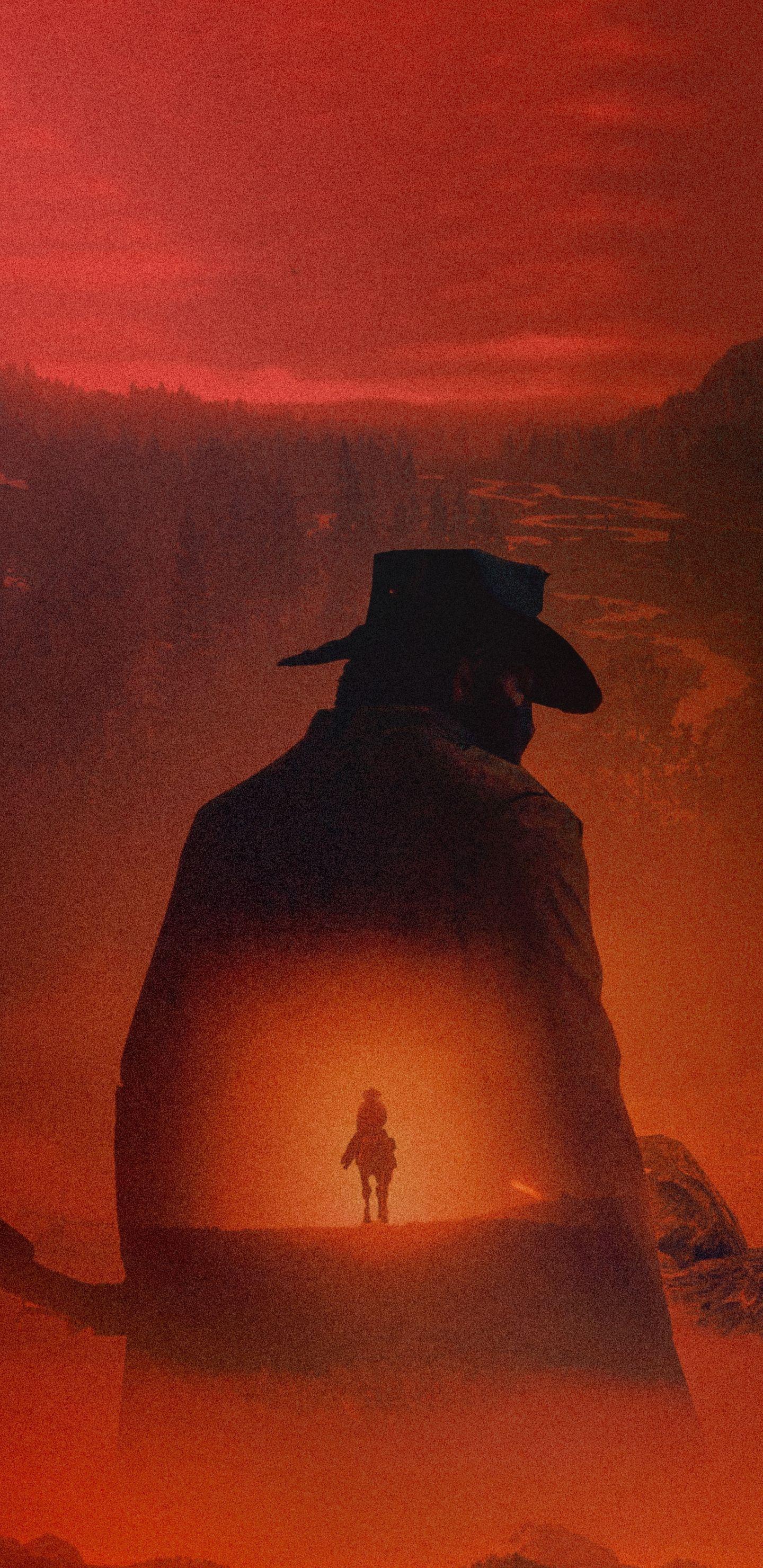 2018 Red Dead Redemption 2 Cowboy Poster 1440x2960 Wallpaper Red Dead Redemption Art Red Dead Redemption Ii Red Dead Redemption