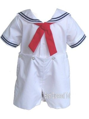 60cdf682d Boys - Nautical Outfits and Sailor Suits