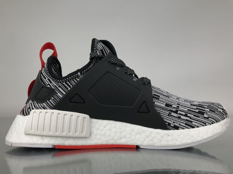 "buy popular a1054 e50e3 Adidas NMD XR1 Primeknit ""Black White"" S32216 Men Real Boost ..."
