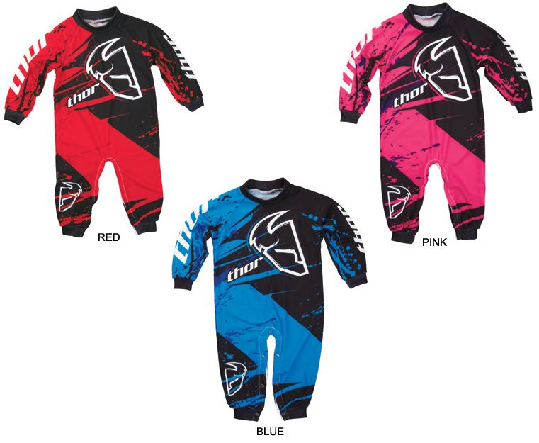 4f6786bfb The red one's like daddys! ... | Baby | Racing baby, Fox racing baby ...