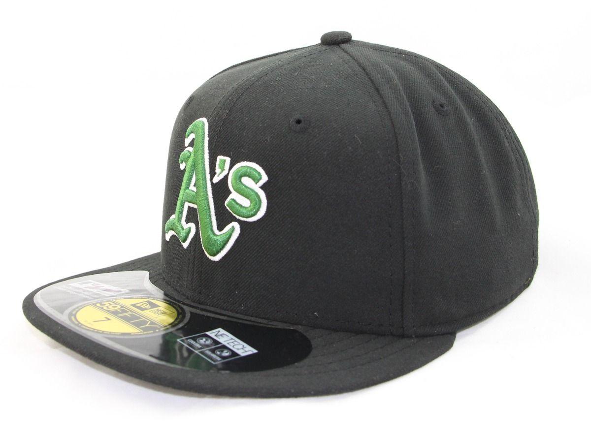 a950352fe058c Gorras Originales New Era Beisbol Athletics Oakland 59fifty ...