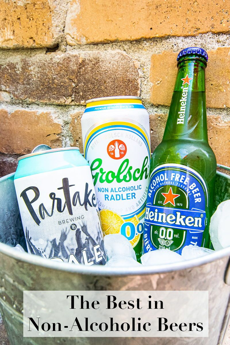 The Best NonAlcoholic Beers For Summer, Hockey Season