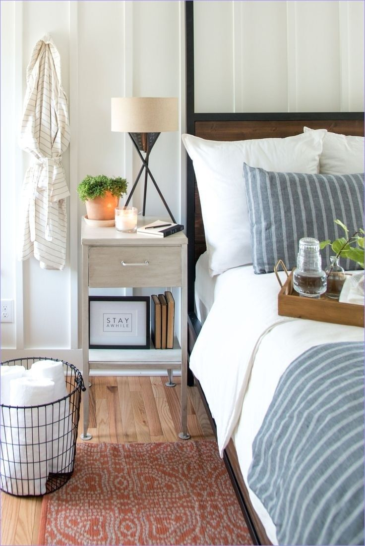 50 Cozy And Stunning Joanna Gaines Bedroom Decorating