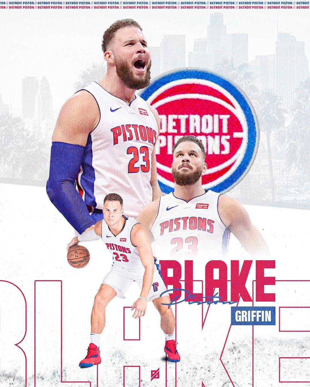 Pin By Djebril Design On Poster Design Sports Design Inspiration Sports Design Blake Griffin