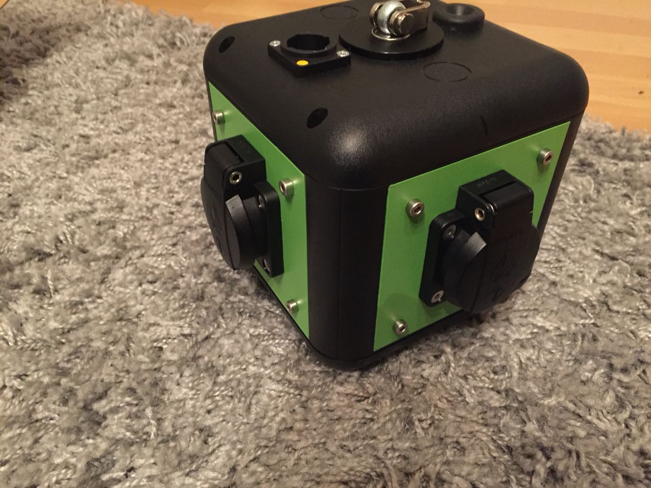 Power Cube Steckdosen Würfel | DIY& Modding | Pinterest | Steckdose ...