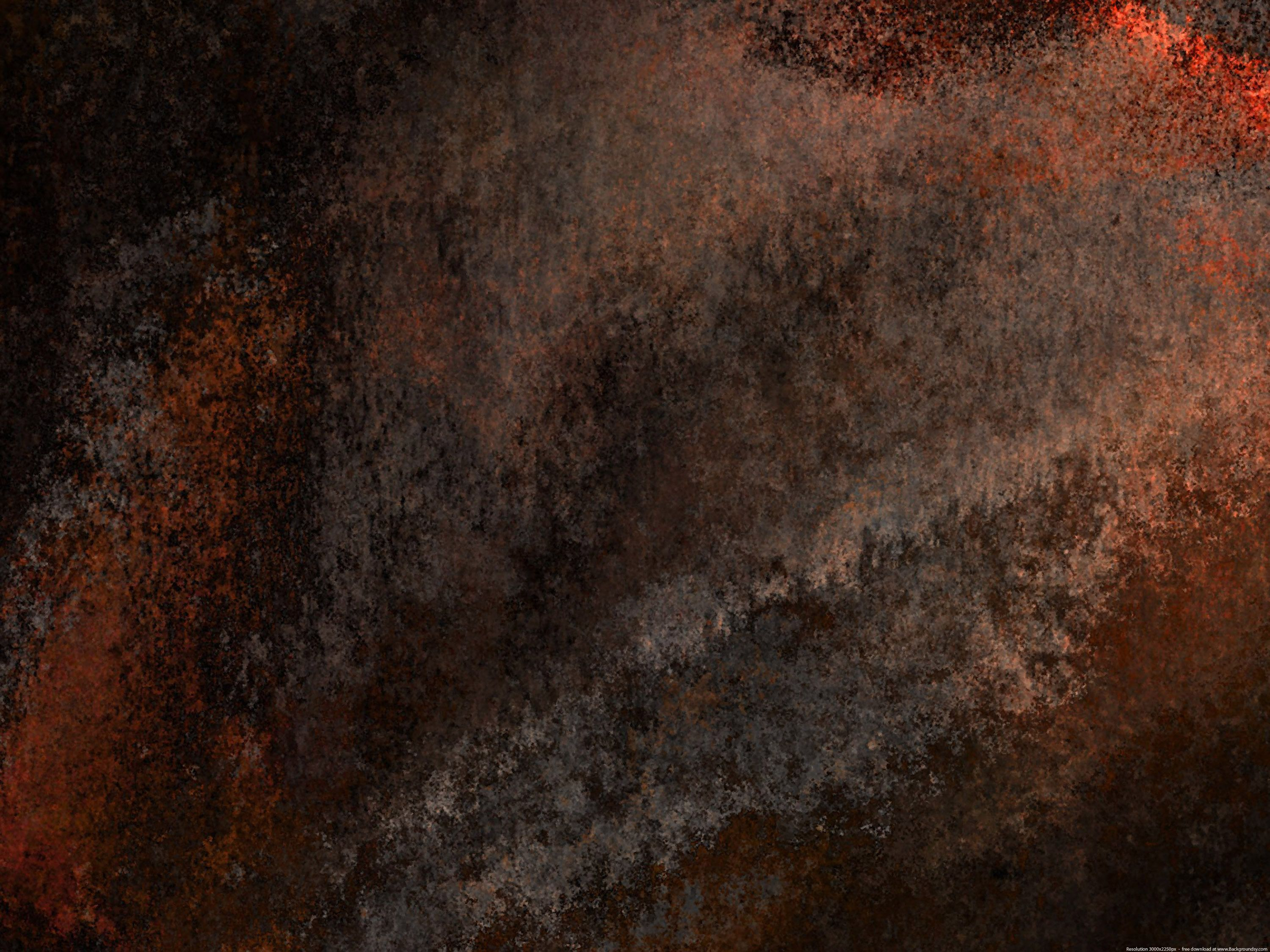 viewing gallery for rusty black metal texture just