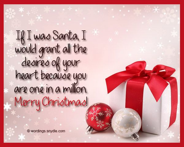 What To Write In A Christmas Card  Christmas Wishes Messages And