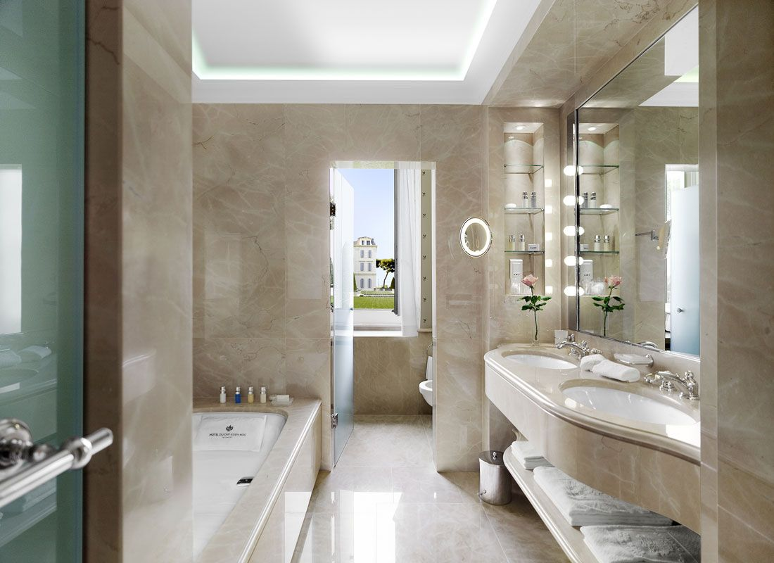Gallery   Luxury French Riviera Hotel | Hotel Du Cap Eden Roc. Hotel Bathroom  DesignHotel ...