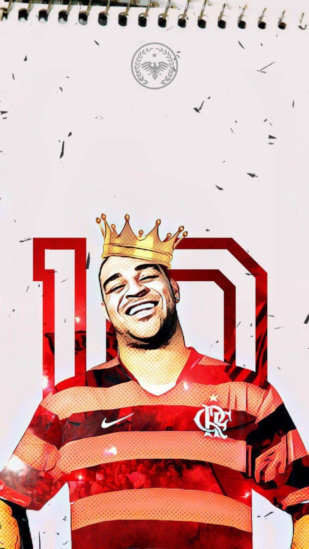 7d8414f2ee Times De Futebol · ADRIANO IMPERADOR! ⚫ Por 1895Edits (@1895edits) |  Twitter. Uma Vez Flamengo