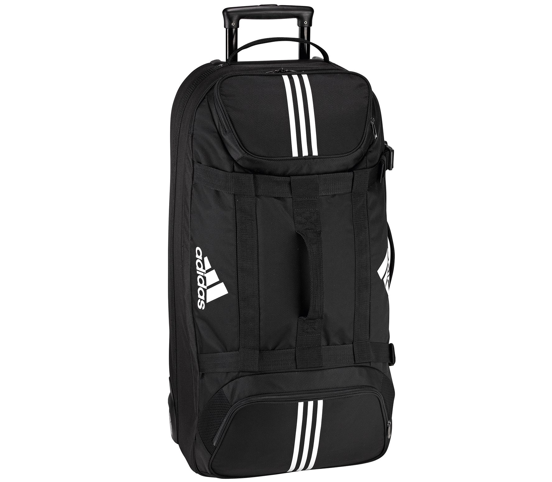Adidas - Team Travel Trolley S black - HW12 tennis bags small bags from  Adidas