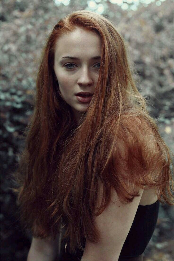 Sophie Turner Sophie Turner Redheads Game Of Thrones Girl