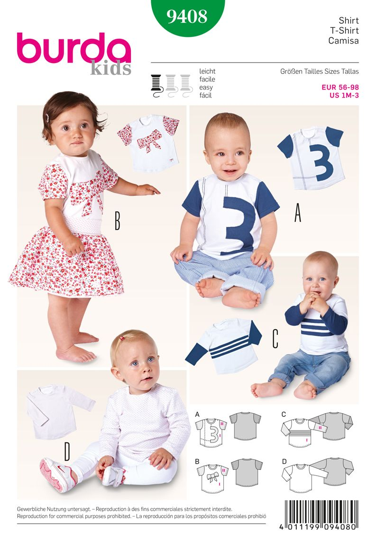 Simplicity Creative Group - Burda Style Toddlers   MODA INFANTIL ...