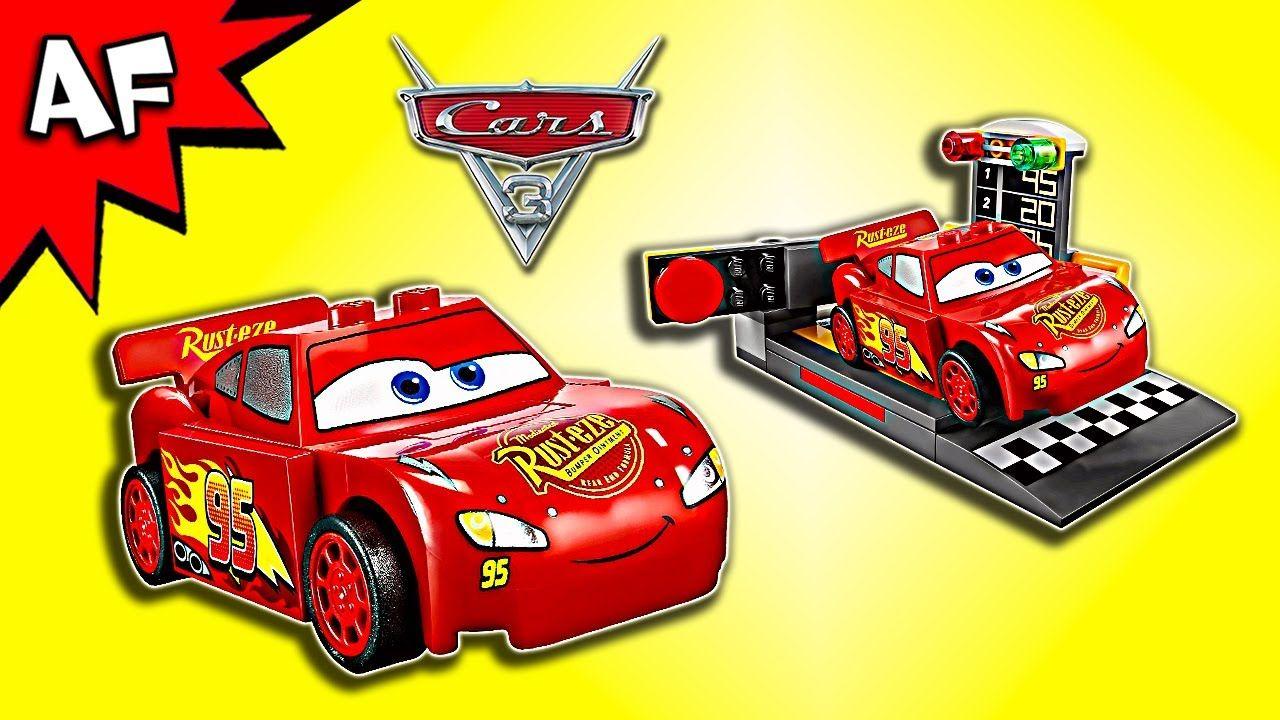 Lego Cars 3 Lightning McQueen Speed Launcher 10730 Speed