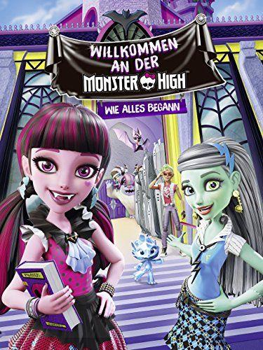 Monster High Deutsch Filme