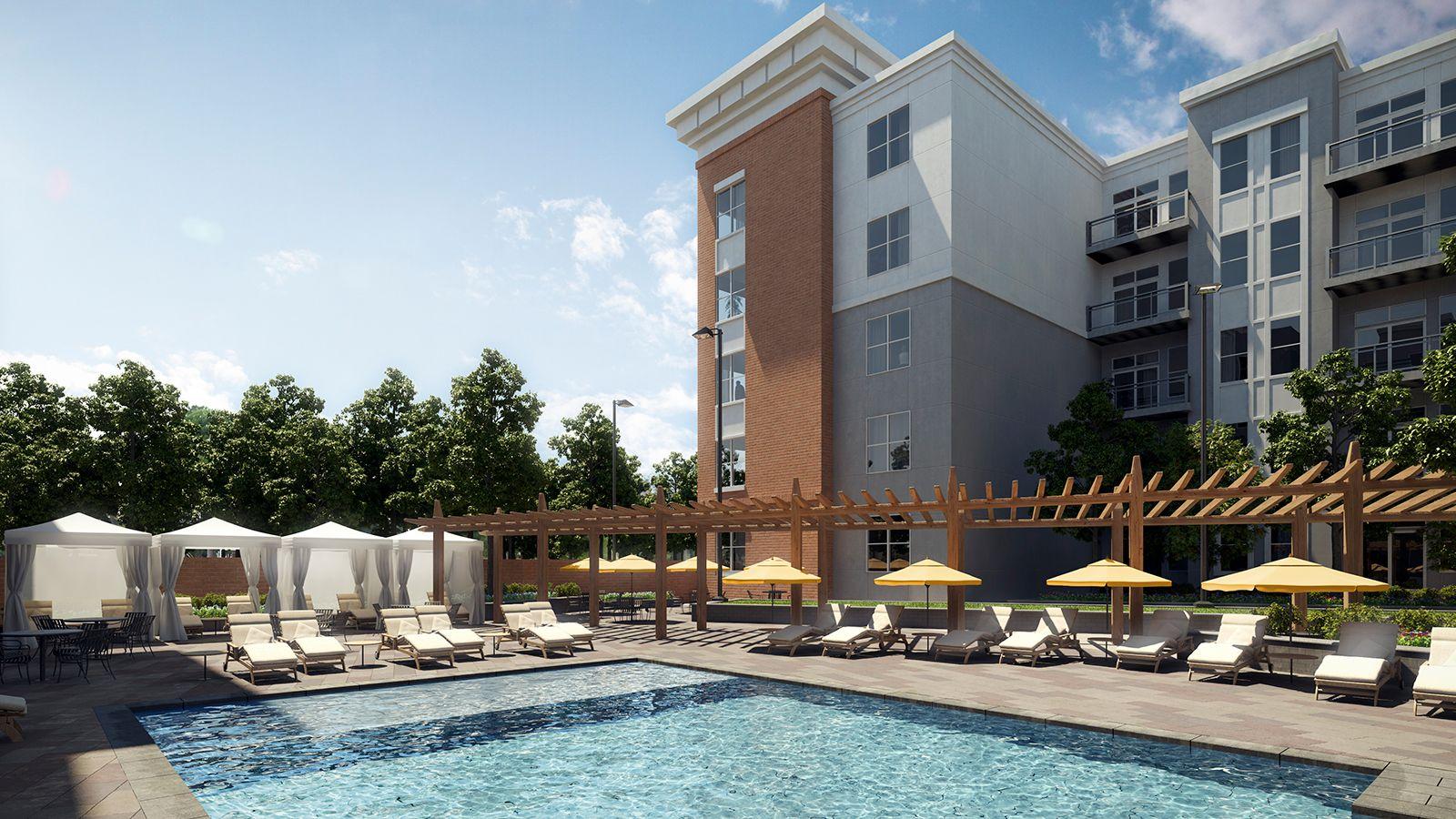 Atmark Cambridge Luxury Apartments Spa Inspiration Apartment Communities