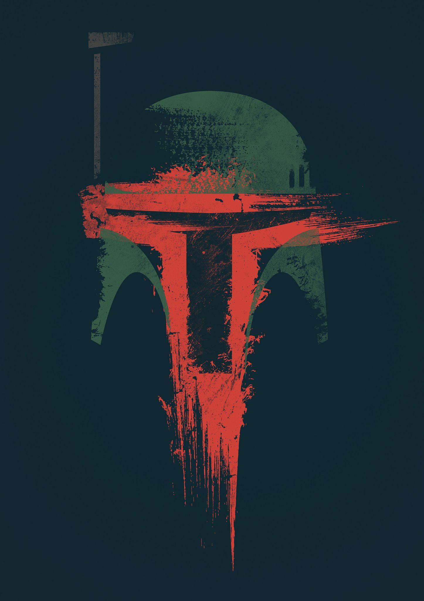 Bounty Hunter by victorsbeard Boba Fett, Star Wars