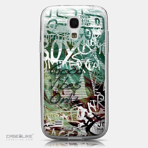 CASEiLIKE Samsung Galaxy S4 mini back cover Graffiti 2728