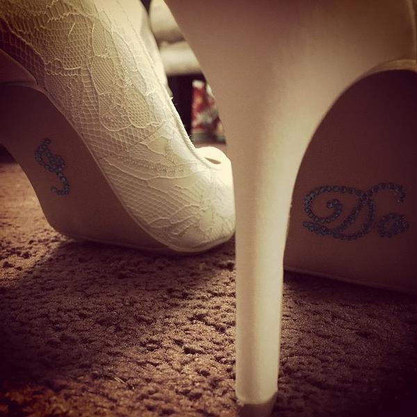 5a06194dc223 I Do Shoe Stickers - Davids Bridal