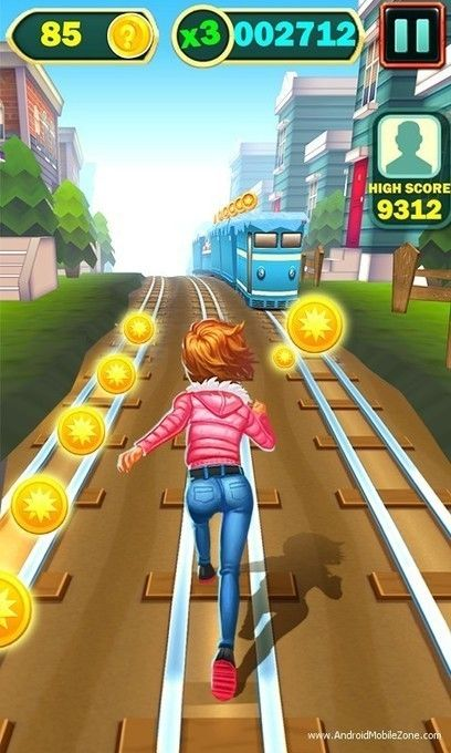 Subway Rush Runner APK v1.0.3 (Mod Money) - Android Game