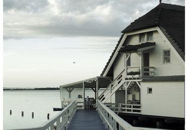 Haus im See bei Sopron