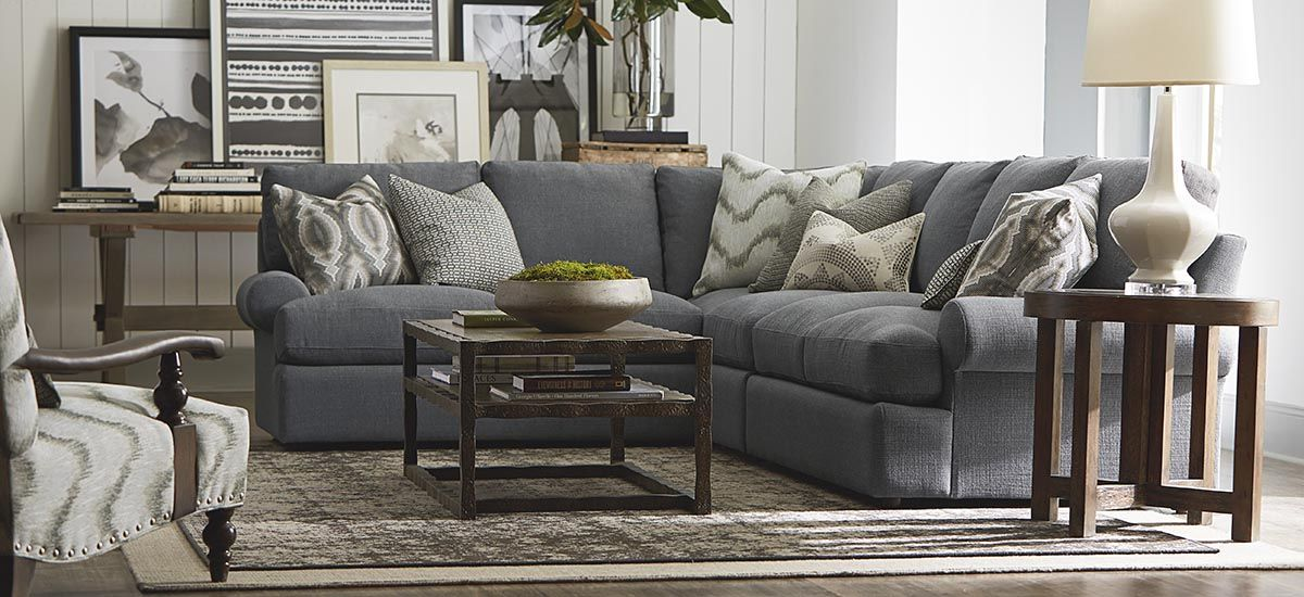 L Shaped Sectional sutton extra fort downseats bluesofa