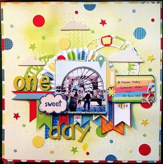 One Sweet Day by Lenny Yusri at @Abbey Adique-Alarcon Adique-Alarcon Phillips Mounier Calico