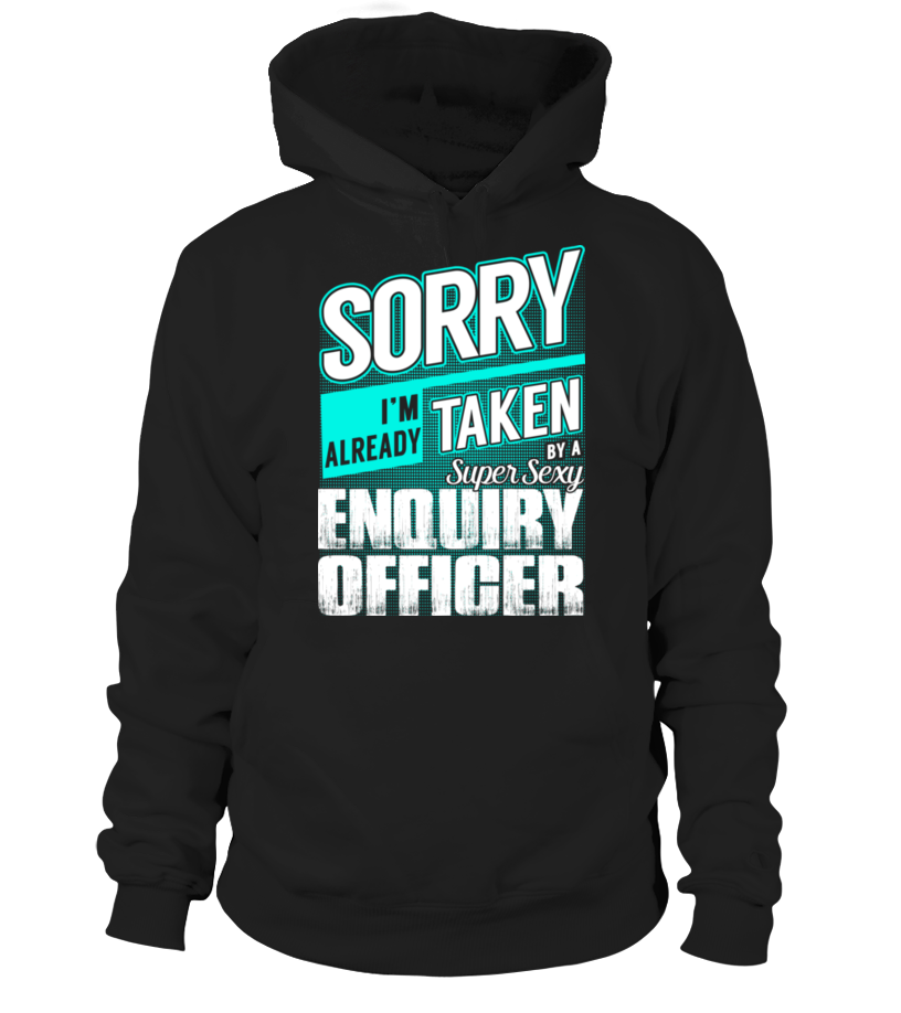 Enquiry Officer - Super Sexy #EnquiryOfficer
