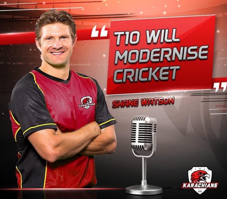 T10 League Karachians Team Squad for complete detail you