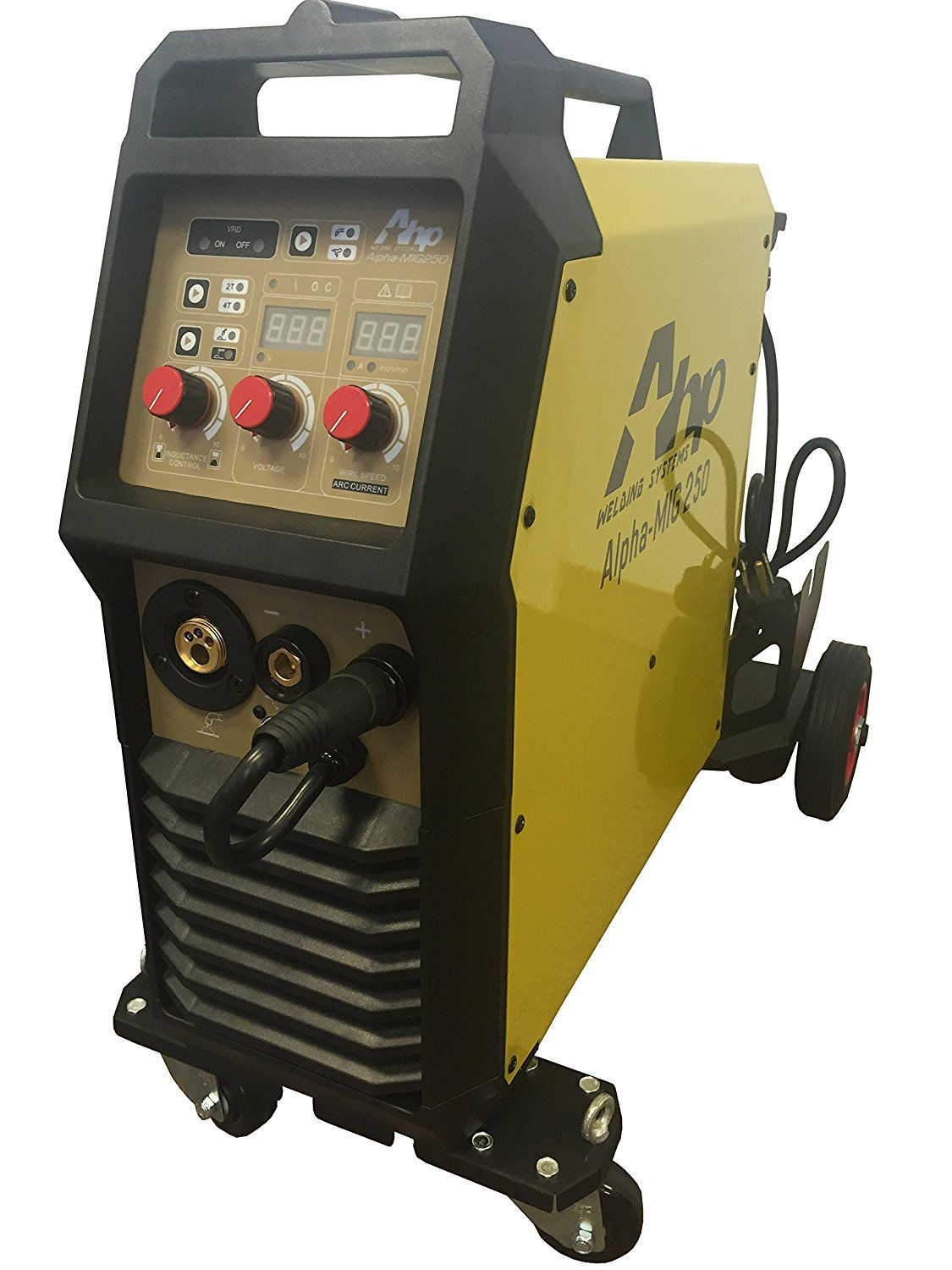 AHP MIG WELDER - [Alpha Mig 250] is great MIG welder with the most